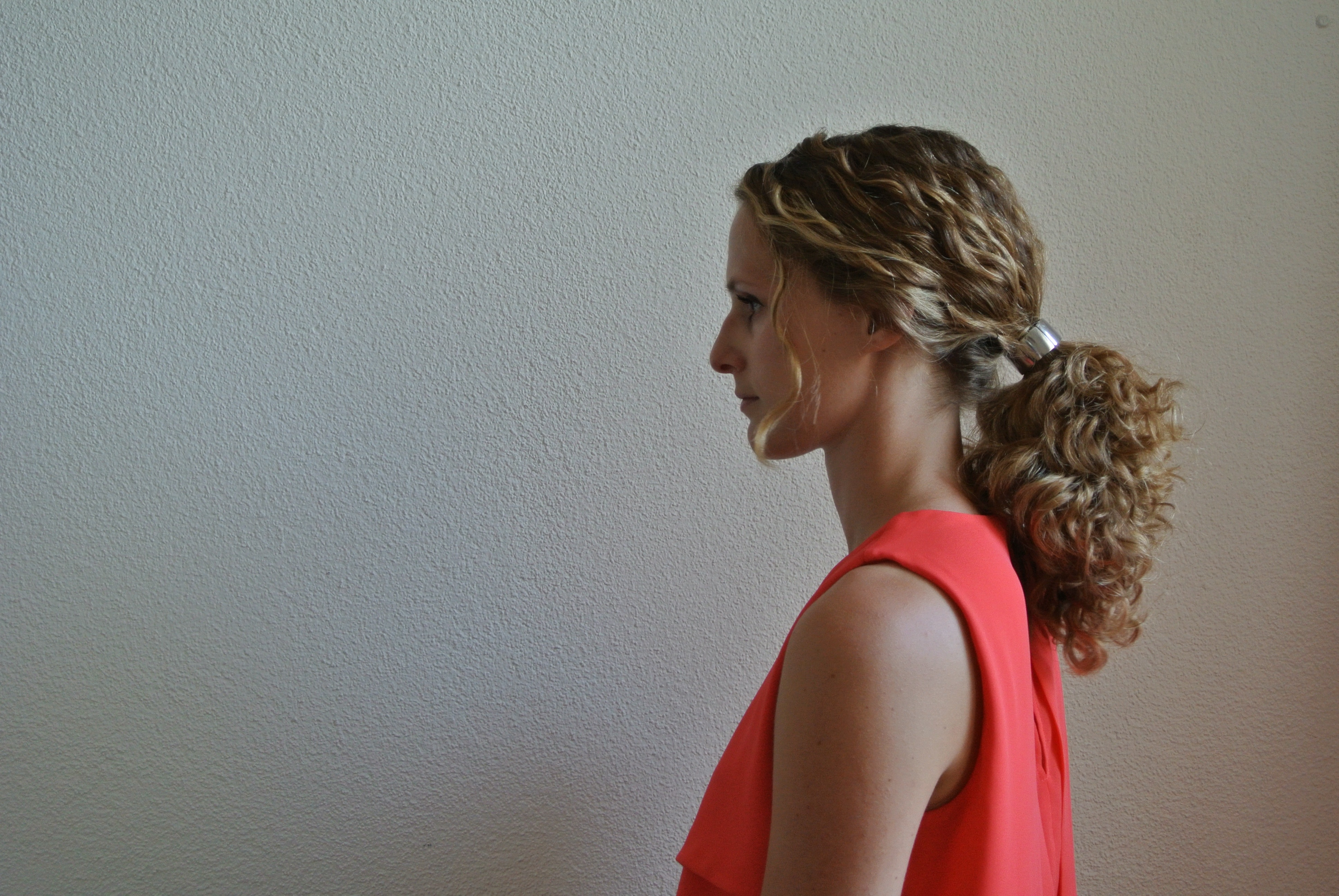 How To Style Up Your Ponytail Justcurly Com