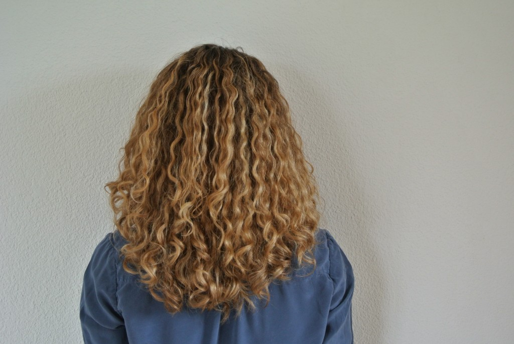 how to fix second day curls