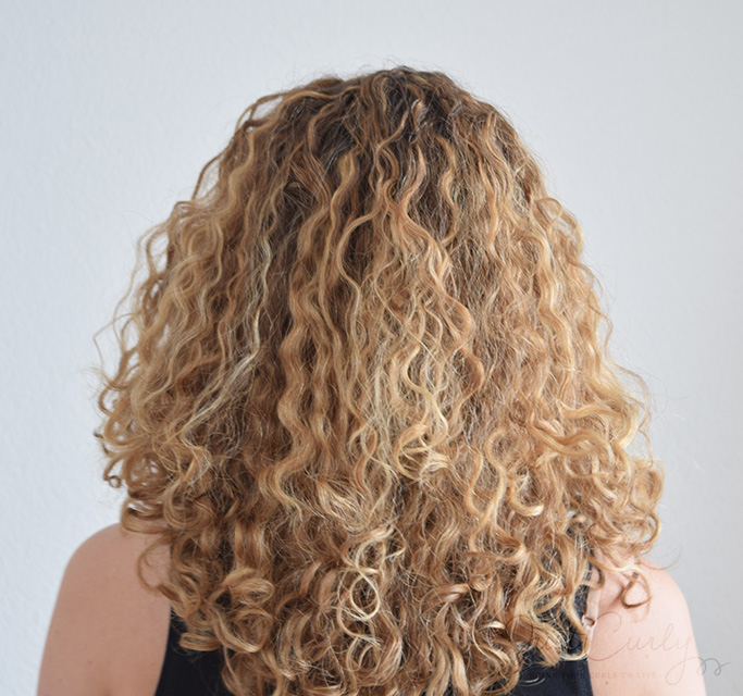 Natural Curly Brown Hair Tumblr