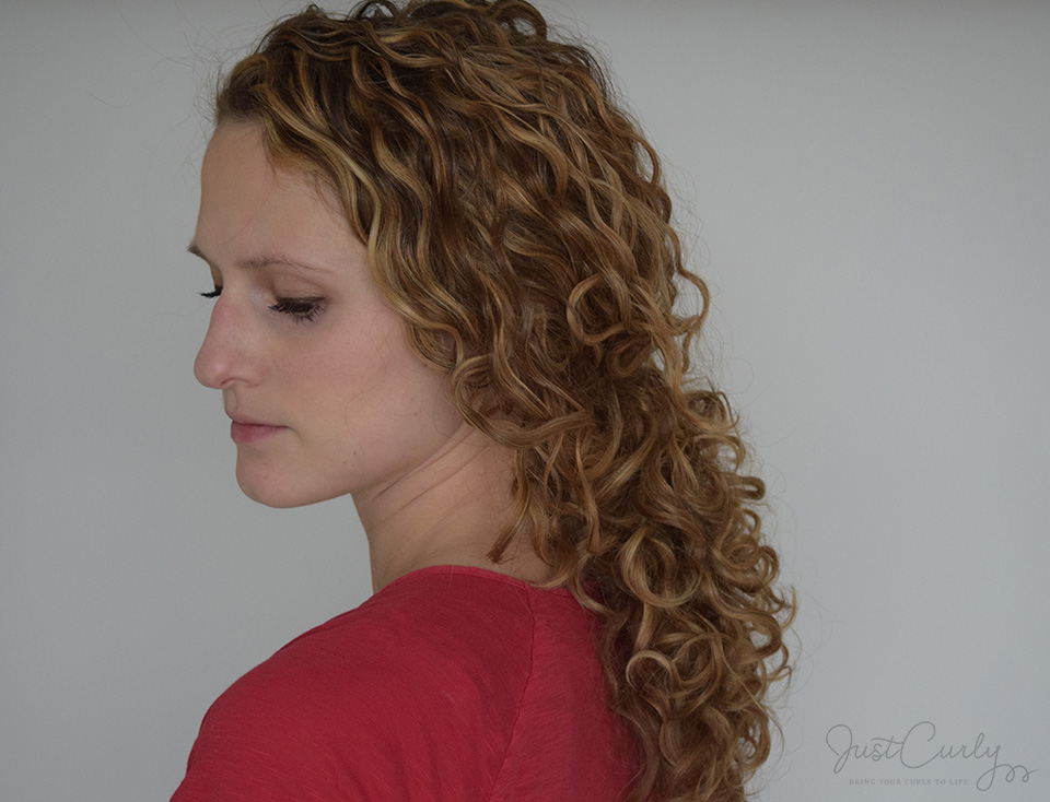 Pulling Back Curly Hair Without Destroying Its Curls Pattern