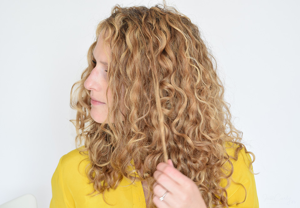 how to fix frizzy spots in only 5 minutes