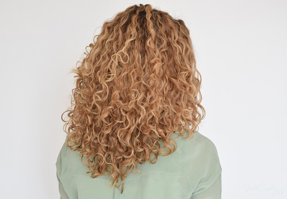 A New Haircut With Lots Of Layers Justcurly