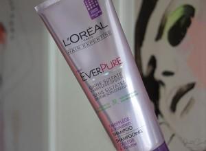L'Oréal Ever Pure Shampoo