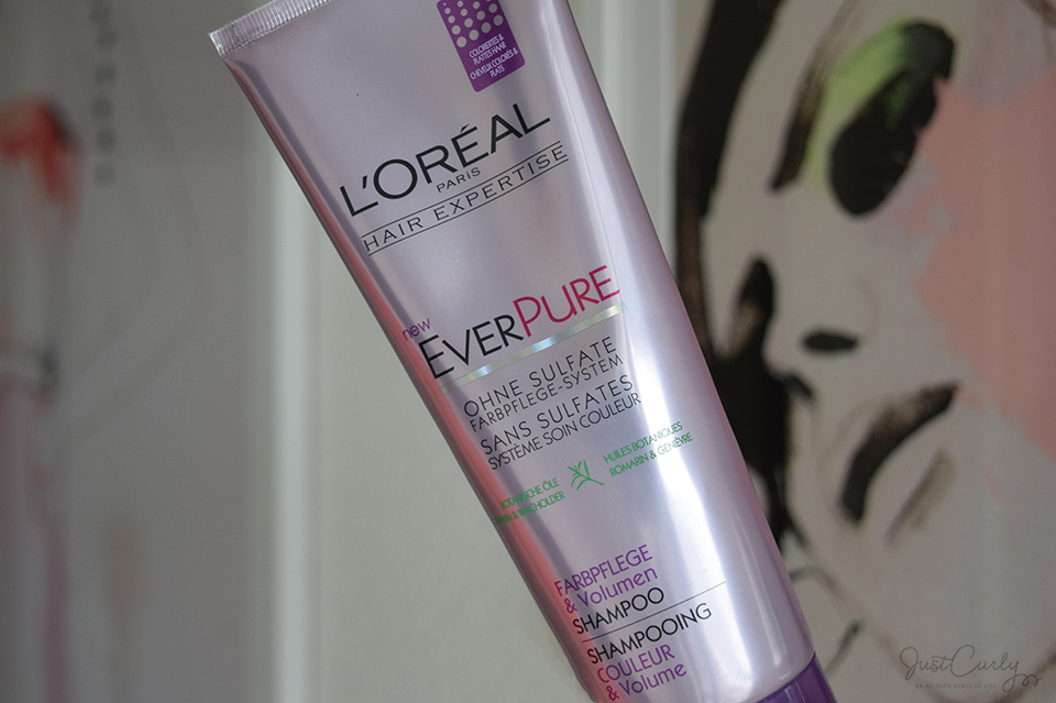 L'Oréal Ever Pure Shampoo