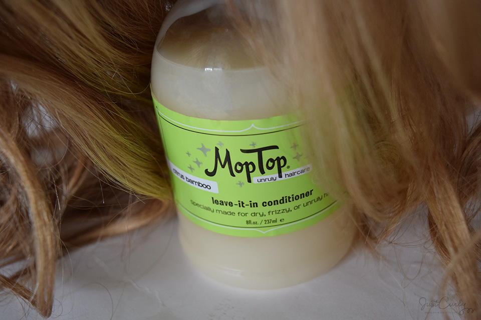 MopTop leave-it-in conditioner