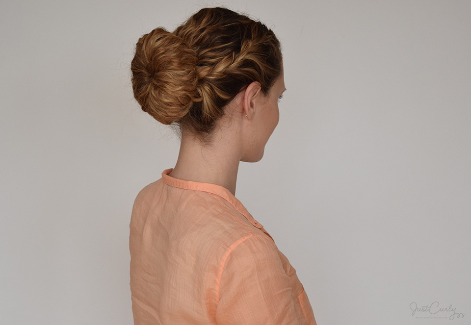 How to Create a Beautiful Braided Bun