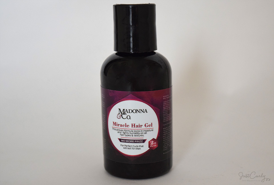 Madonna & Co. Miracle Hair Gel