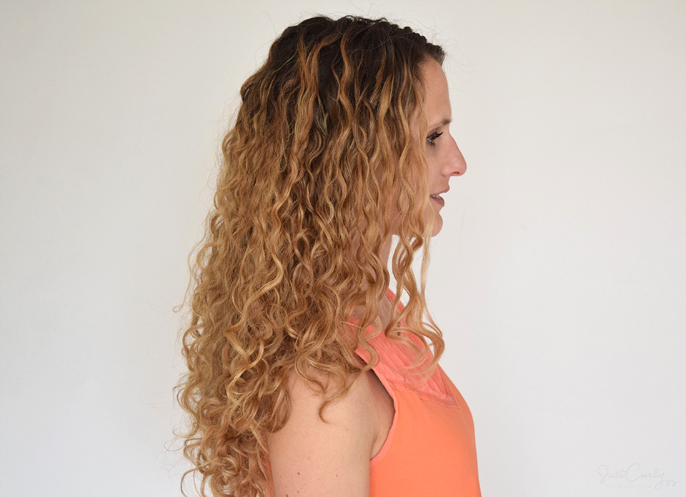 How 3a Curls Change With Length