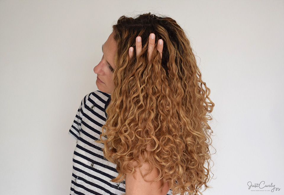 My Updated Curly Hair Routine