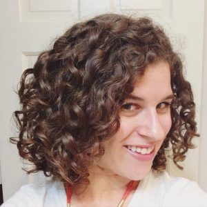 Curly Blogger Series: Learn more about Sarah's Routine