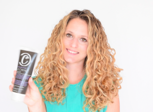 How I Style my Curls using Controlled Chaos Curl Crème