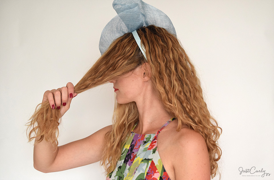 An Easy Hairstyle Tutorial For When You Need To Wear A
